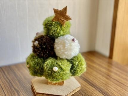 ぽんぽんツリー