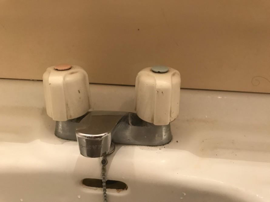 水栓修理1