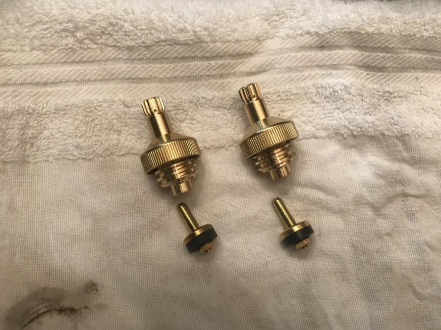 水栓修理7