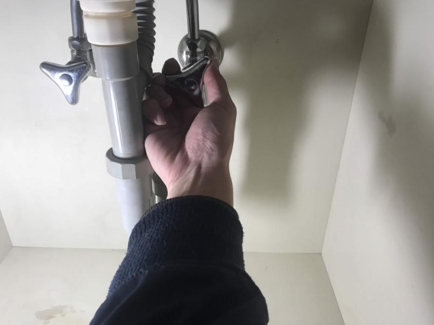 水栓修理2