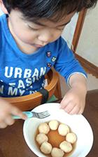 親子で食育体験